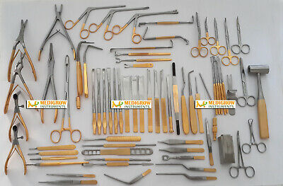 Major Rhinoplasty Instruments Set Of 82 Pcs Nose Plastic Surgery Instruments