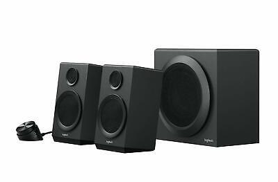 Logitech Z333 Multimedia Speakers  2.1 Lautsprechersystem ( Neu-Sonstige)