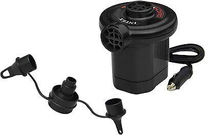 Quick Fill - Bomba eléctrica, inflador Hinchador eléctrico, 600 litros/minuto