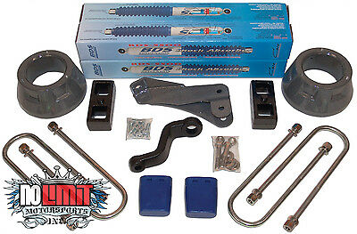 "Dodge Ram 2500/3500 3"" Coil Spacer Lift Kit 4WD 2003-2007 BDS Suspension #264H"