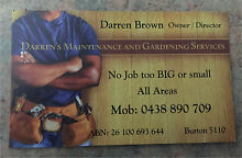 General House Maintenance & Handyman Services Burton Salisbury Area Preview