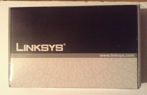 NEW Unlocked Cisco / Linksys SPA2102 VoIP 2FXS Phone Adapter with Router