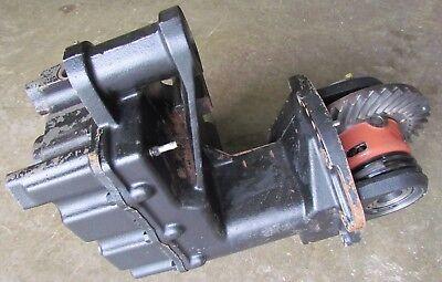 Ford New Holland Cm224 Cm274 Hydrostatic Transmission Transfer Case Awd