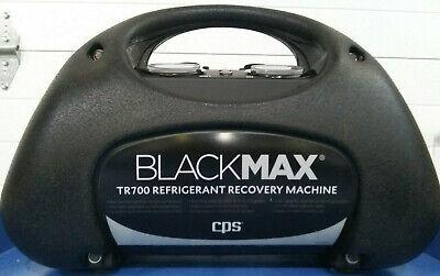 Blackmax Tr700 Premium Series Twin Cylinder Refrigerant Recovery Machine