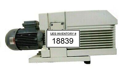 Trivac D65b Leybold Vacuum 112 96 Rotary Vane Vacuum Pump Tested Working