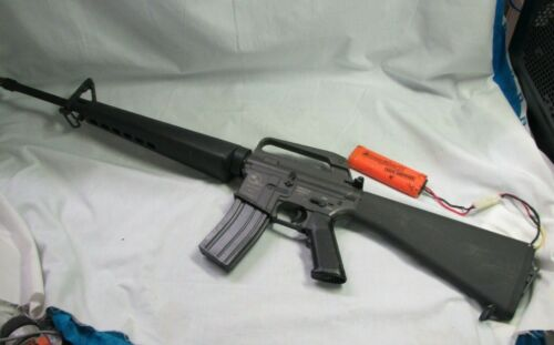 Armalite M15A1 Vietnam Classic Army AirSoft Rifle **Rare**