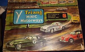 Tri-ang Minic Motorways Set. BARGAIN!!!!!! Valley View Salisbury Area Preview