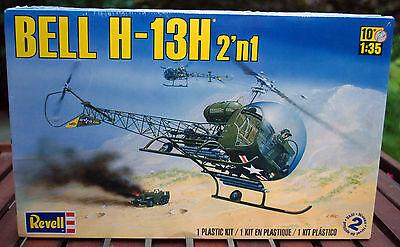 Bell H-13H 2`n1, 1:35, Revell USA 5313