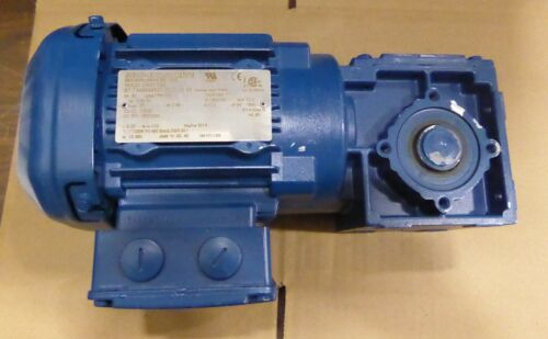 Sew Eurodrive Motor Gear Reducer WA20DRS71S4