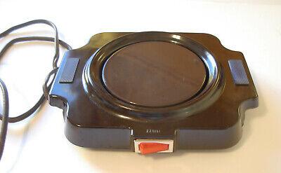 Bunn Electric Coffee Pot Warmer Model Bcw With Original Box Instructions
