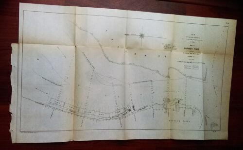 1904 Map of Daniel