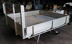 Toyota Hilux RN30 RN40 Aluminium Rear Dropside Tray Brendale Pine Rivers Area Preview