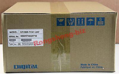 1pc Proface Hmi Gp2500-tc41-24v 2880045-01 New In Box