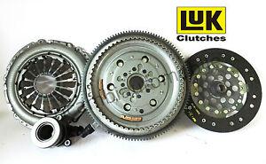 Kit-Frizione-Cuscinetto-Volano-Bimassa-Originale-Luk-Bmw-serie-1-E87-118d