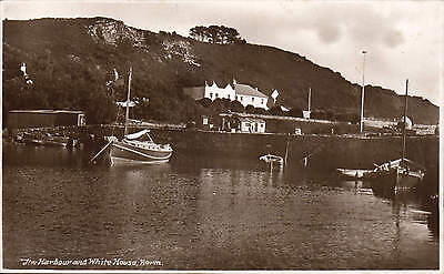 Herm. The Harbour & White House by The Guernsey Press Co. Ltd.