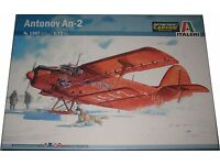 Italeri 1367-1//72 Antonov An-2 Neu