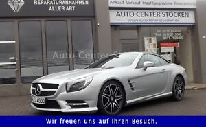 Mercedes-Benz Roadster SL 400 Sport-Paket AMG 2 LOOK-EDITION