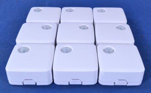 Lot of 9 x Samsung Smartthings Smart Motion Sensor A030205
