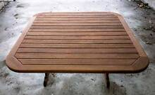Timber Outdoor Dining Table, 8 seater Highgate Hill Brisbane South West Preview