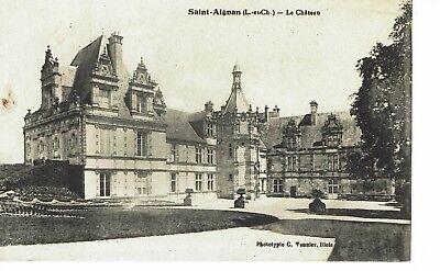 CPA - Carte postale -  FRANCE - Saint Aignan Son Château (iv 293)