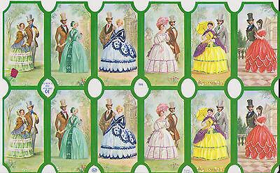 Poesie Scraps romantische Paare Kleider MLP 1566 Nr.224 (Kleid Mlp)
