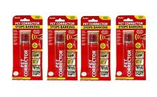 Pet Corrector for Dogs & Cats - 50 ml Interrupting undesirable behaviors - 4pk