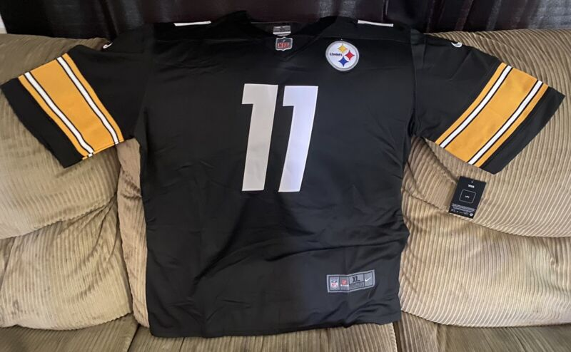Chase Claypool #11 Pittsburgh Steelers Jersey Black or Yellow 100% STITCHED