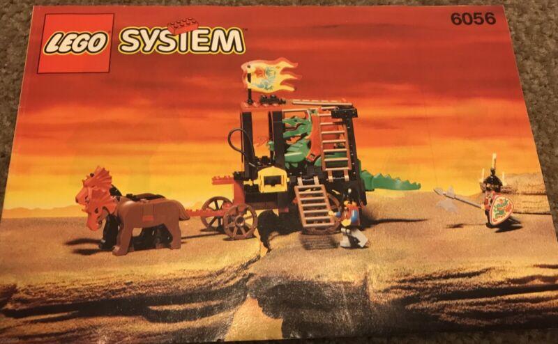 Lego Castle Dragon Wagon 6056 Toys Indoor Gumtree Australia