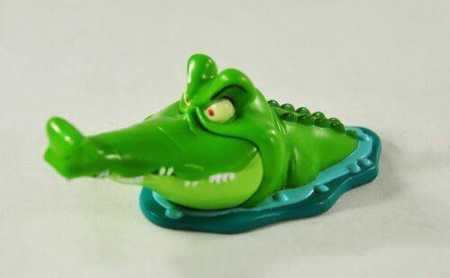 "Disney Peter Pan Crocodile PVC Figure Plastic 4"""
