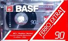 BASF Blank Audio Tapes