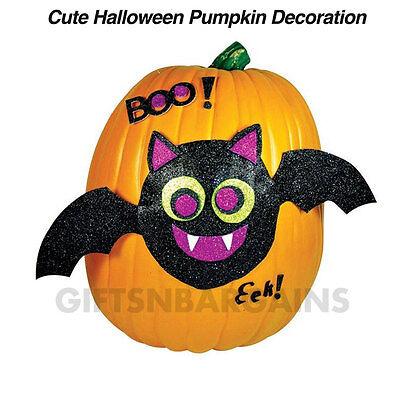 Jack O Lantern Halloween Pumpkin Decorating Kit Kids Art Craft Activity - Halloween Art Activities