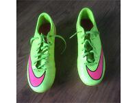 Football boots uk size 7