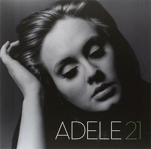NEW CD Adele 21 - 109982781 - MUSIC RECORD