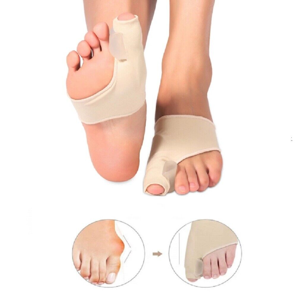 Big Toe Bunion Splint Straightener Corrector Foot Pain Relief Hallux Valgus US Foot Creams & Treatments