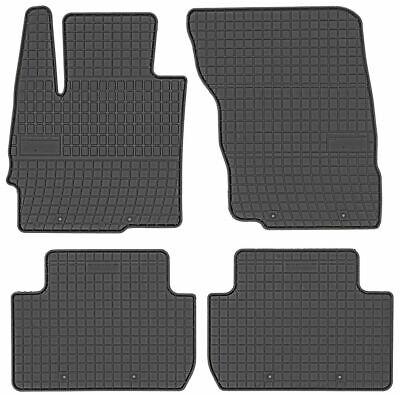 Velours rot Fußmatten passend für MITSUBISHI ECLIPSE 2 D30