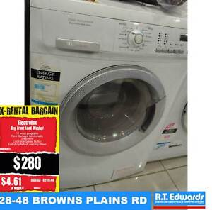 Electrolux BIG 9KG Front Load Washing Machine with Warranty Browns Plains Logan Area Preview