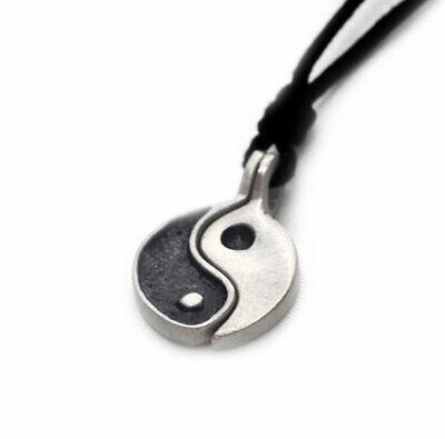 Yin Yang Ying Yang Fend Shui Best Friend Jewelry Charms Necklace Pendant