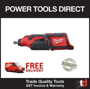 NEW MILWAUKEE 12V CORDLESS C12RT-0 ROTARY TOOL BARE TOOL SKIN ONLY