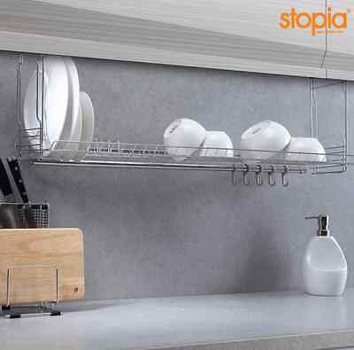 Stainless Steel Extra Large Capacity System Dish Drying Rack Sink 600 Shelf Rack