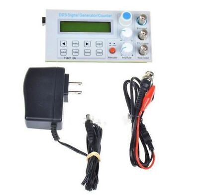 2mhz Panel Dds Function Signal Generator Frequency Counter Square Wave Sweep Ttl