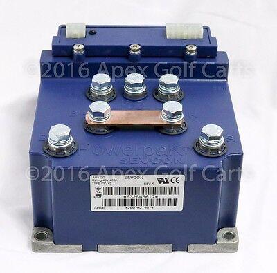 Sevcon Powerpak Motor Controller 632S45617 24 48V Taylor Dunn