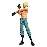 One Piece The Naked Body Calendar Vol.2 Smoking Sanji PVC Action Figure Model