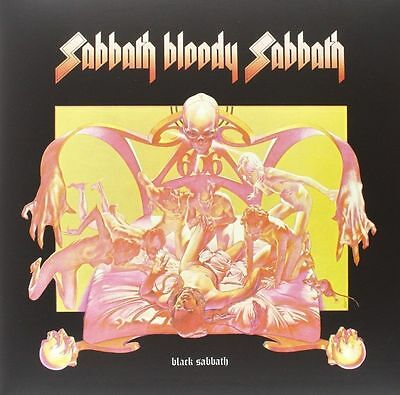 Black Sabbath - Sabbath Bloody Sabbath vinyl LP IN STOCK NEW/SEALED