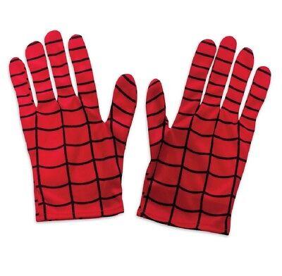 n Spiderman Handschuhe für Erwachsene Halloween Fasching NEU (Spider-man-handschuhe)