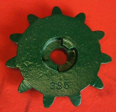 Holland Transplanter Seedling Tobacco Setter 11 Tooth Chain Distance Sprocket