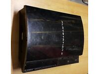 Faulty Playstation 3 for Parts Only