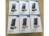 Goodmans Lightning Charge Dock Station iPhone 5 6 7 iPod Job Lot x6