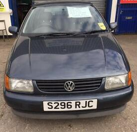 Volkswagen VW Polo 1.9 diesel. 1998