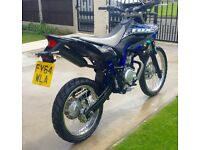 STUNNING 2015 YAMAHA WR125 YZF-R125. UK DELIVERY