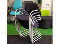 Senator conference meeting chairs cantilever cheap office furniture Harlow Essex London